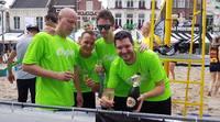 Alliancers winnen voetvolleytoernooi van Roosendaal