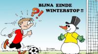 Amateurvoetbal ontwaakt langzaam uit zijn winterslaap!