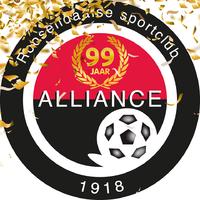 Hieperdepiep hoera! RSC Alliance 99 jaar!