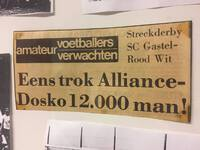 Historie DOSKO - Alliance