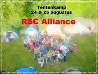 Informatie en benodigdheden Alliance Tentenkamp 24 en 25 augustus 2018