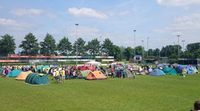 Informatie over tentenkamp
