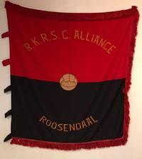 Kantine van Alliance ziet weer rood en zwart 1918!