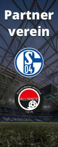 Schalke 04 komt naar RSC Alliance en alle jeugd van Roosendaal en omstreken kan profiteren!