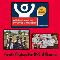 Steun RSC Alliance en win mooie prijzen!