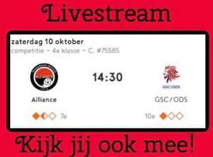 LIVESTREAM ALLIANCE vs GSC/ODS