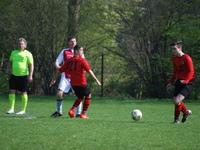 08-04-2017 - Alliance Zaterdag 2 - FC Bergen 4