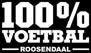 100% voetbal Roosendaal